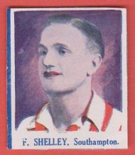 Southampton Bert Shelley